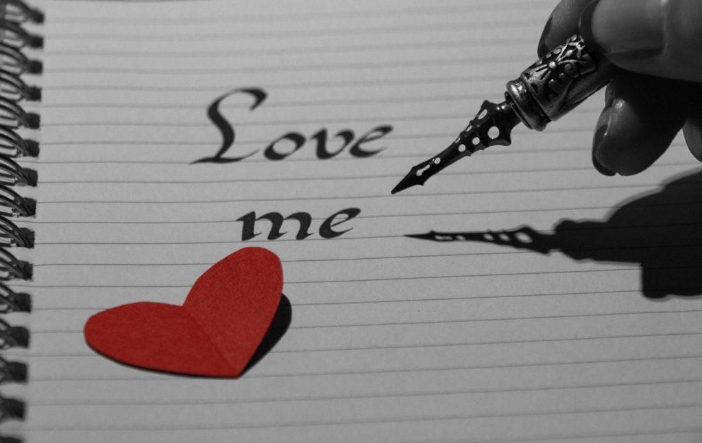 self care love me