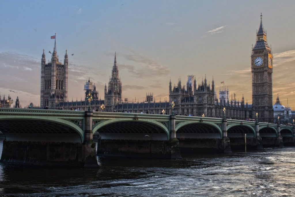 UK Palace of Westminster